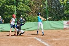 CATS BRNO SOFTBALL -  Žákyně, turnaj Kraví Hora, 2018  TVN_4471