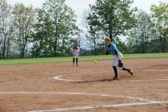 CATS BRNO SOFTBALL -  Žákyně, turnaj Kraví Hora, 2018  TVN_4476